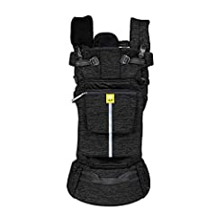 The Pursuit Collection: With soft-knit fabrics, Six customizable carrying positions and seven convenient storage pockets, nothing will hold you and your baby back from conquering your next adventure together Six Positions: Two-way adjustable straps, ...