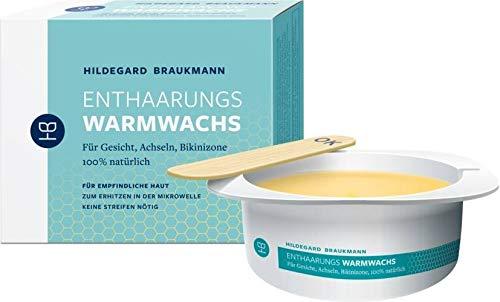 Hildegard Braukmann Body Care Enthaarung Warmwachs, 150 ml
