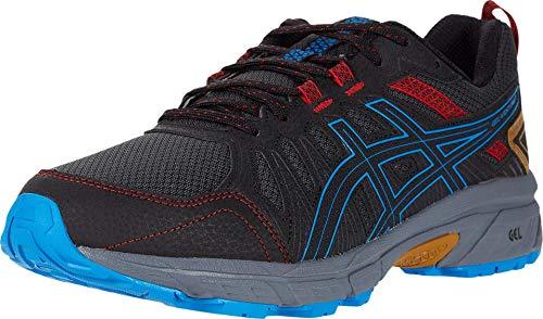 ASICS Men's Gel-Venture 7 (4E) Shoes, 8XW, Graphite Grey/Directoire Blue