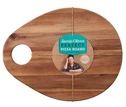 Jamie Oliver 554968 Servierbrett, Akazie