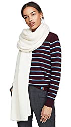 cashmere scarf for travel White + Warren cashmere travel wrap scarf