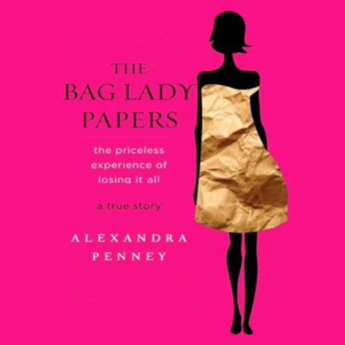 The Bag Lady Papers audiobook cover art