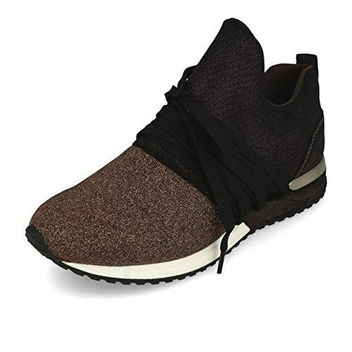 La Strada 1804189 Sneaker Fabric Bronze Gold 39