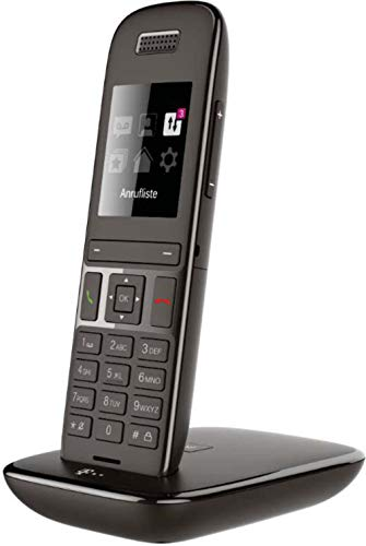 Telekom Speedphone 51 Festnetztelefon (mit Basis schwarz - Schnurlos)