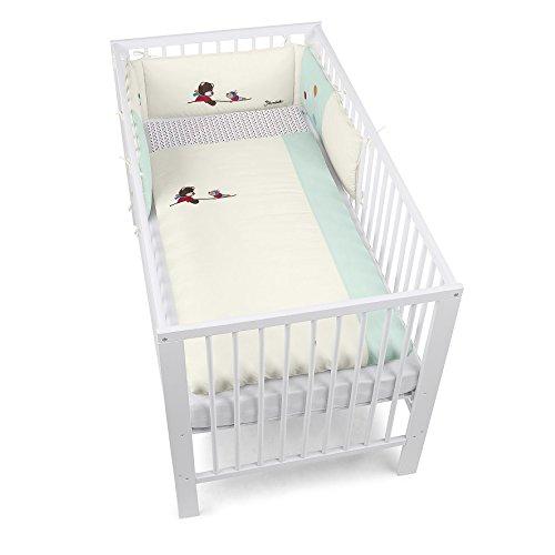 Sterntaler 9241729 Bett-Set Bobby, mehrfarbig