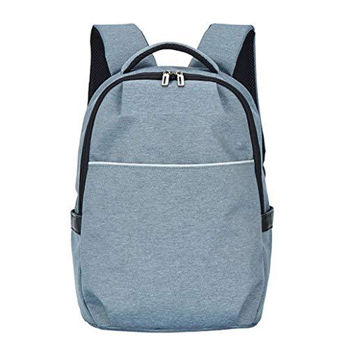 TRPYA rugzak, waterdicht, ultralicht, grote capaciteit, voor laptop, met reflecterende riem, voor fietsen en trainen, Een