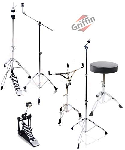 2. Hardware Pack Griffin Percussion Lightweight