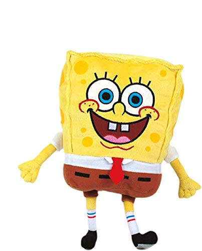 BBSPONGE Peluche Bob Super Soft, Gary-Patrick-Spongebob (18-22cm)(28-32cm) (20-22cm, Spongebob)