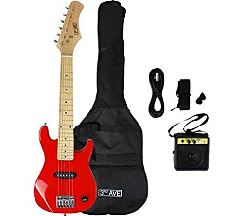 3rd Avenue Junior Electric Guitar Pack for Beginners with 6 Months FREE...