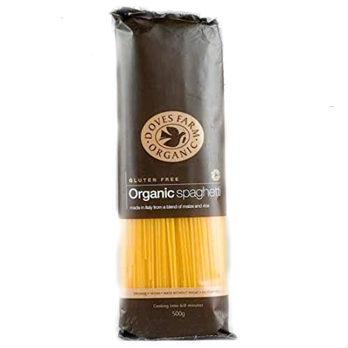 Doves Farm | Organic Maize/Rice Spaghetti | 2 x 12 x 500g