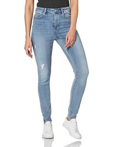 VERO MODA Female Skinny Fit Jeans VMSOPHIA High Waist L32Light Blue Denim