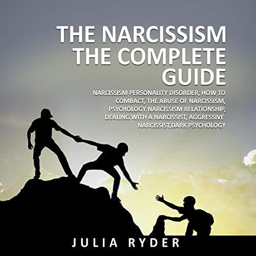 『The Narcissism』のカバーアート