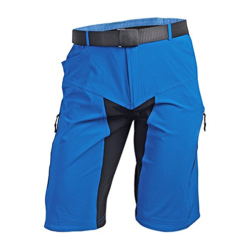 speedspo Herren Outdoor Sport Multifunktion MTB Hose Shorts