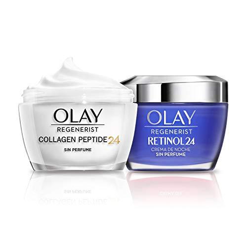 Olay Regenerist Retinol 24 Crema Hidratante de Noche con Retinol y Olay...