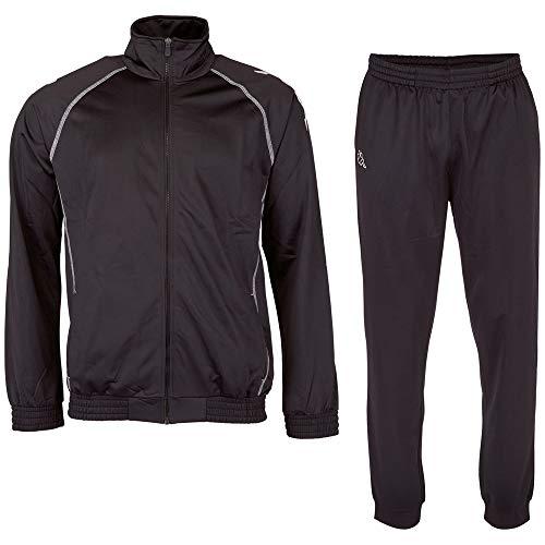 Kappa Trainingsanzug Kinder EPHRAIM, black, 116