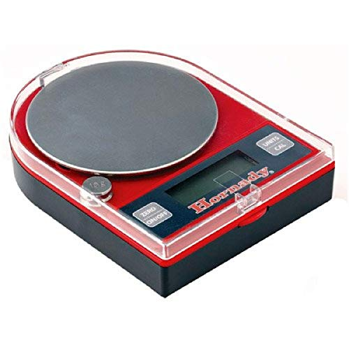Hornady 050106 G2-1500 Electronic Powder Scale 1500 Grain Capacity, RED