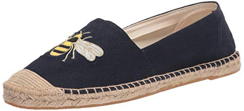 Joules Women's Espadrille, French Navy, 9