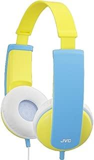 Jvc Hakd5Y Tiny Phones Kids Stereo Headphones - Yellow