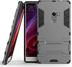Xiaom Mi Mix Hybrid Armor Protective Case Housing ShockProof Cover -Grey