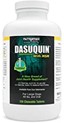 ASU COMPLIMENTS GLUCOSAMINE AND CHONDROITIN SULFATE: Dasuquin is a comprehensive joint supplement for dogs with ASU, a plant lipid shown to be safe in dogs. UNIQUE PATENTED FORMULA: Dasuquin goes beyond a standard joint supplement with a proprietary ...