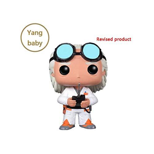 Yang baby Pop de la película Regreso al Futuro Doc Vinilo Figura