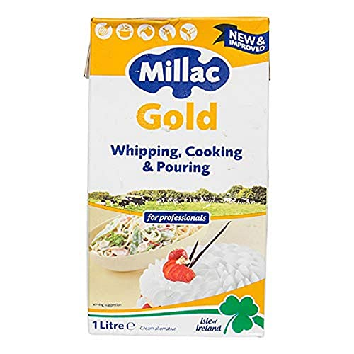 Millac UHT Gold Double Cream Alternative - 1x1l