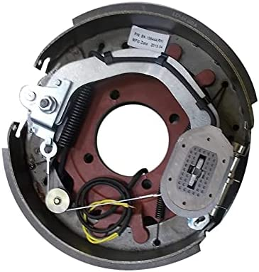 New Right 12-1 Shipping Free 4 x3-3 8 Electric Trailer Compati Brake TruRyde List price