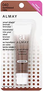 Almay Smart Shade Bronzer, Sunkissed 040, 0.5-Ounce Tubes (Pack of 2)