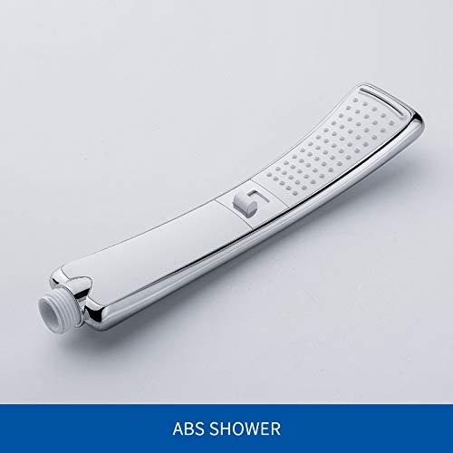 Airlucky Waterval, 2 hand-held-functie, regenhoes, hoge druk, douche, set water saving, design