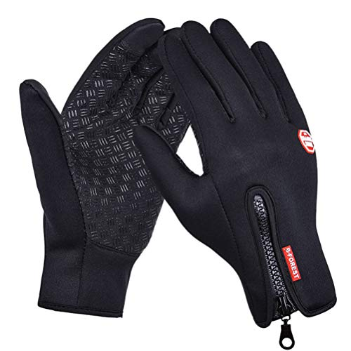 Cycling Gloves, Vakki Thermal Gloves Fashion Touch Screen Gloves Waterproof...