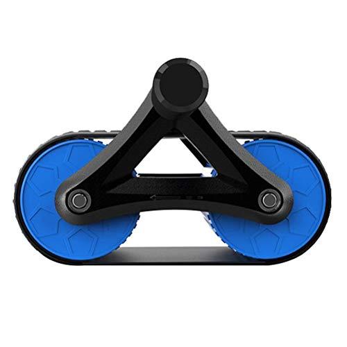 Abaodam Equipo de la aptitud Doblar Abdominal Muscle Wheel Gimnasio Gadget Gimnasio Equipos Deportivos