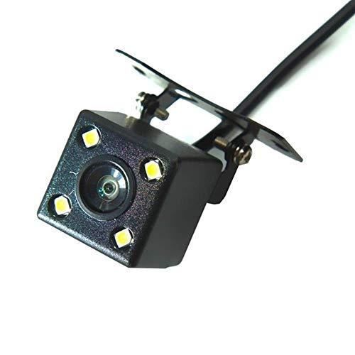 DressU Robusto HD CCD Visión Nocturna Reversa 140 Ángulo Coche Vista Posterior Vehículo Equipo Auxiliar (Color Nombre: Marrón, Voltaje: 12V) Resistente (Color : 12v, Size : Brown)