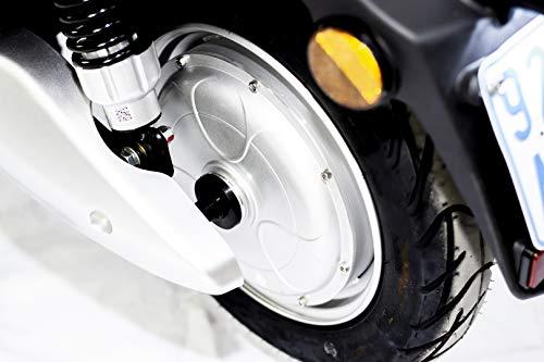 GinkGo R2 Elektromotorroller E-Motorroller Bild 4*