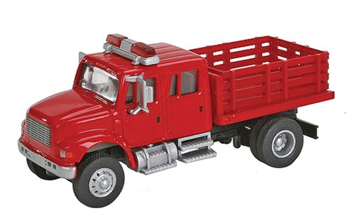 Spur HO - Truck Pompier