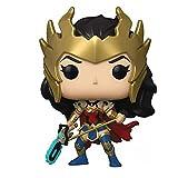 Jokoy Funko Pop Heroes : Wonder Woman 80th Anniversary - Wonder Woman (Death Metal Exclusive) Figure...
