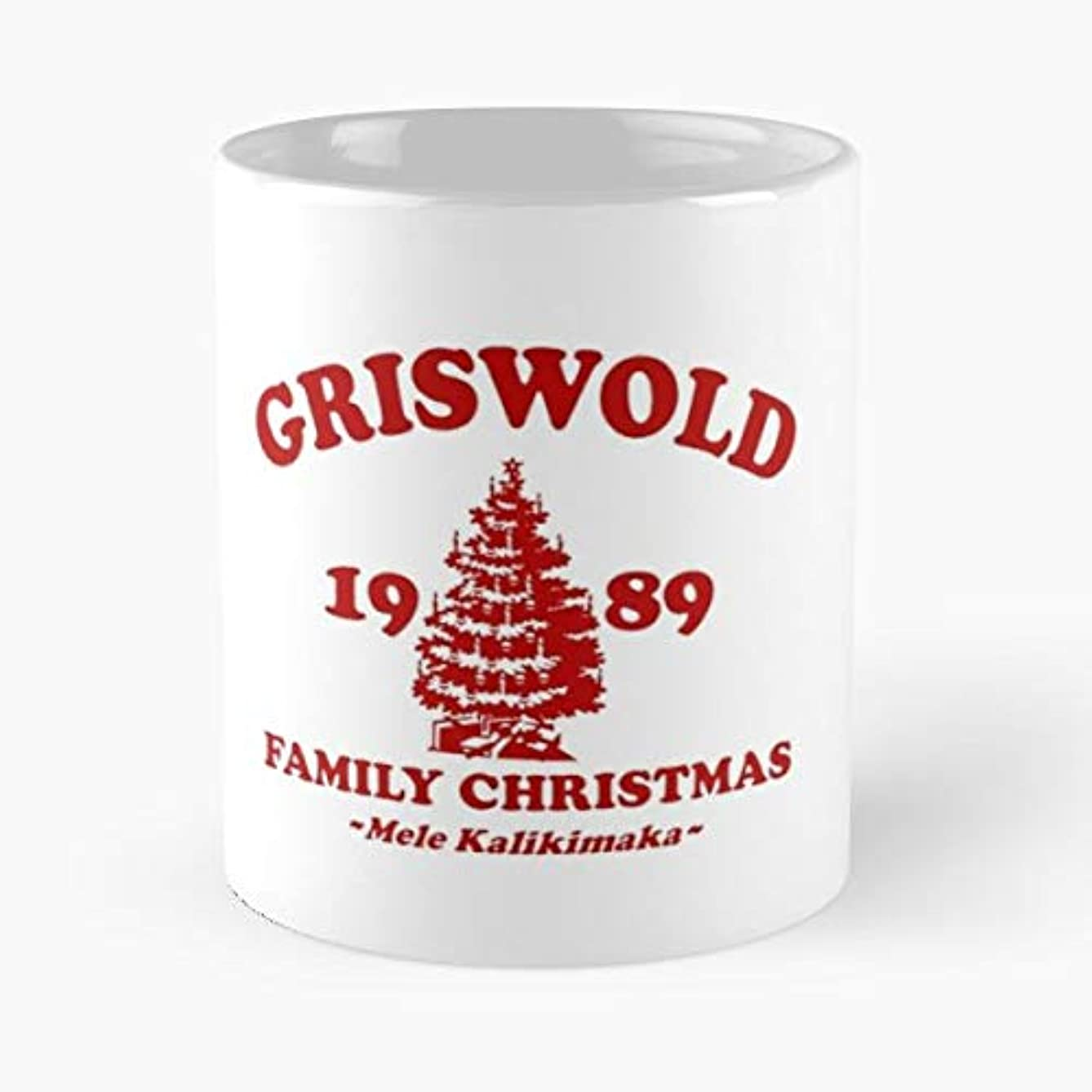Griswold Griswolds Christmas Vacation - 11 Ounce For Coffee, Tea, Cocoa And Mulled Drinks, The Best Gift Holidays.