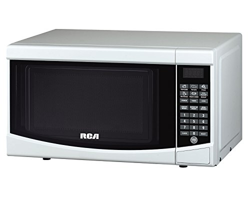 RCA RMW733-WHITE Microwave, 0.7 cu. ft, White