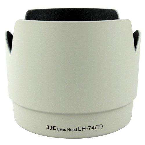 JJC Gegenlichtblende Sonnenblende Lens Hood für Canon EF 70-200 mm 1:4 L USM wie ET-74