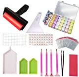 NOBRAND Diamond Painting Tools and Accessories Kits Roller Pen Clay Tray stylo Diamond Embroidery Tray Box Sets 5D
