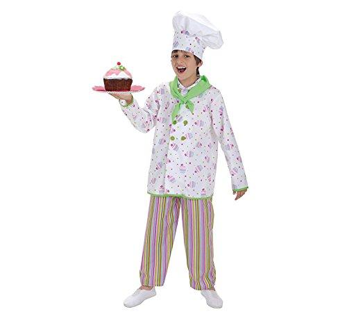 LLOPIS  - Disfraz Infantil pastelero  t-2