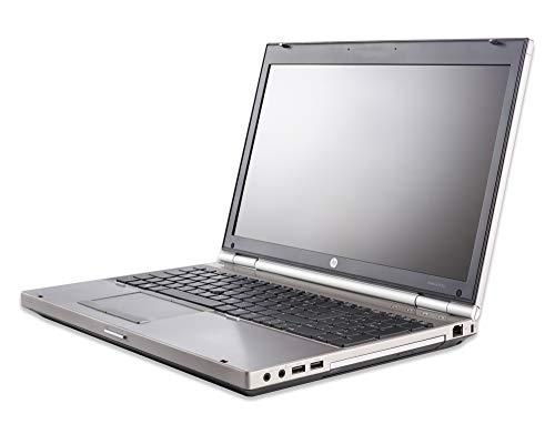 HP Elitebook 8570p   Notebooks   Laptop   15,6 Zoll (1366x768)   Intel Core i5-3320 M @ 2,6GHz   8GB DDR3 RAM   250GB SSD   DVD-Brenner   Windows 10 Home (Generalüberholt)