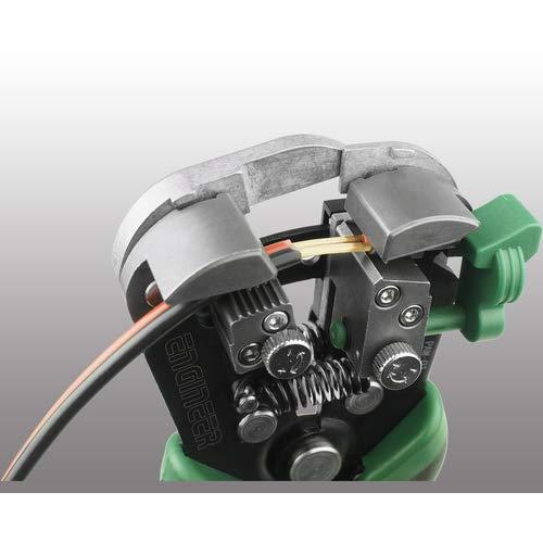 エンジニアマルチワイヤーストリッパー電線径自動調節機能付PAW-01