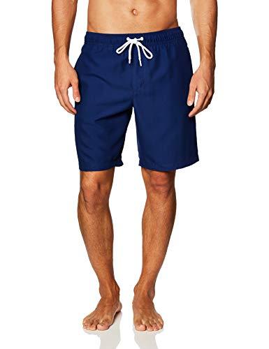 Amazon Essentials Herren Badeshort blau navy M