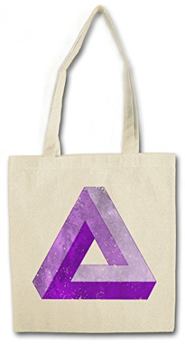 Urban Backwoods Penrose Logo Sign V Hipster Bag Beutel Stofftasche Einkaufstasche