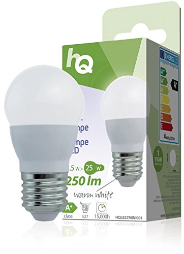 LED-Lamp E27 Mini Globe 3.6 W 250 lm 2700 K