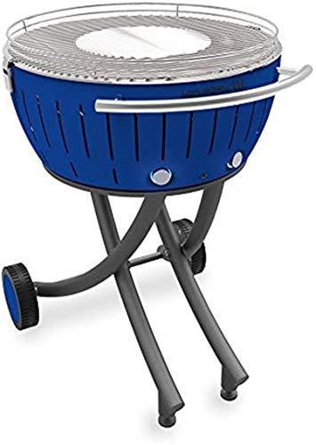LotusGrill XXL - garden grill USB, Azul, 78 x 78 x 48 cm