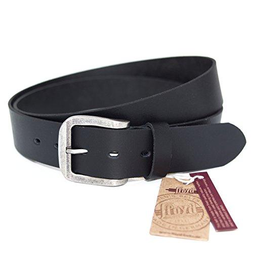 Lloyd 2214 pour homme jeans pantalon ceinture jusqu'à 130 cm, largeur : 40 mm