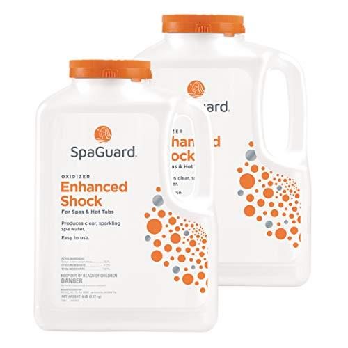 SpaGuard Enhanced Shock (6 lb) (2 Pack)