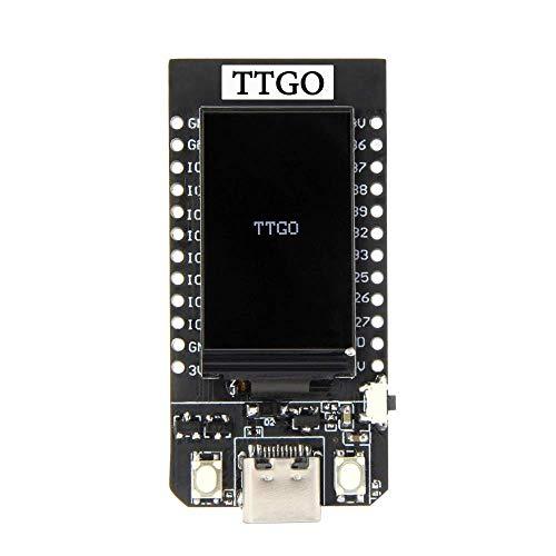 Y-LKUN Module Ttgo T-Display Esp32 WiFi and Module Development Board for 1.14 LCD