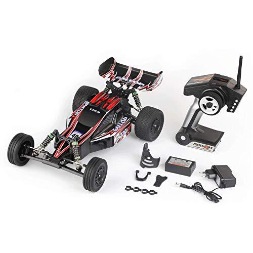 CR Car AP RC Voiture télécommandée 50KM / H de Voiture de Course à Grande Vitesse 2.4GHz 1/10 de Voiture de Formule de Formule 1